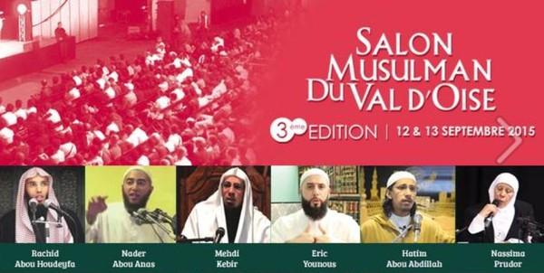 le salon musulman pontoise d clarations scandaleuses